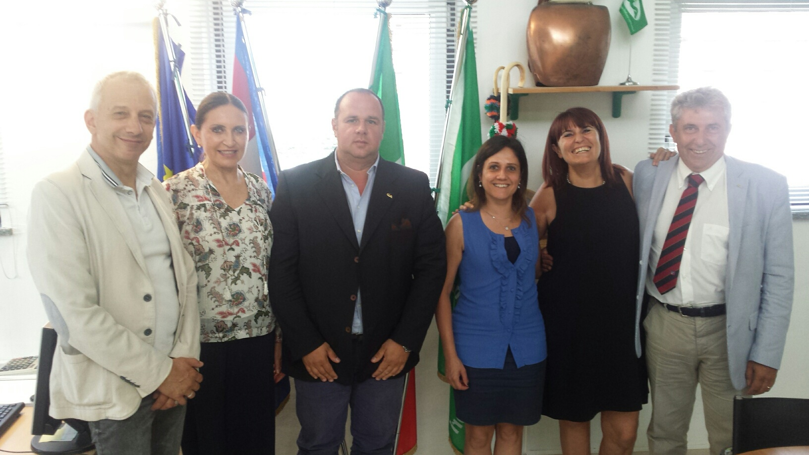 Cia torino incontra la delegazione dei parlamentari for Parlamentari di forza italia